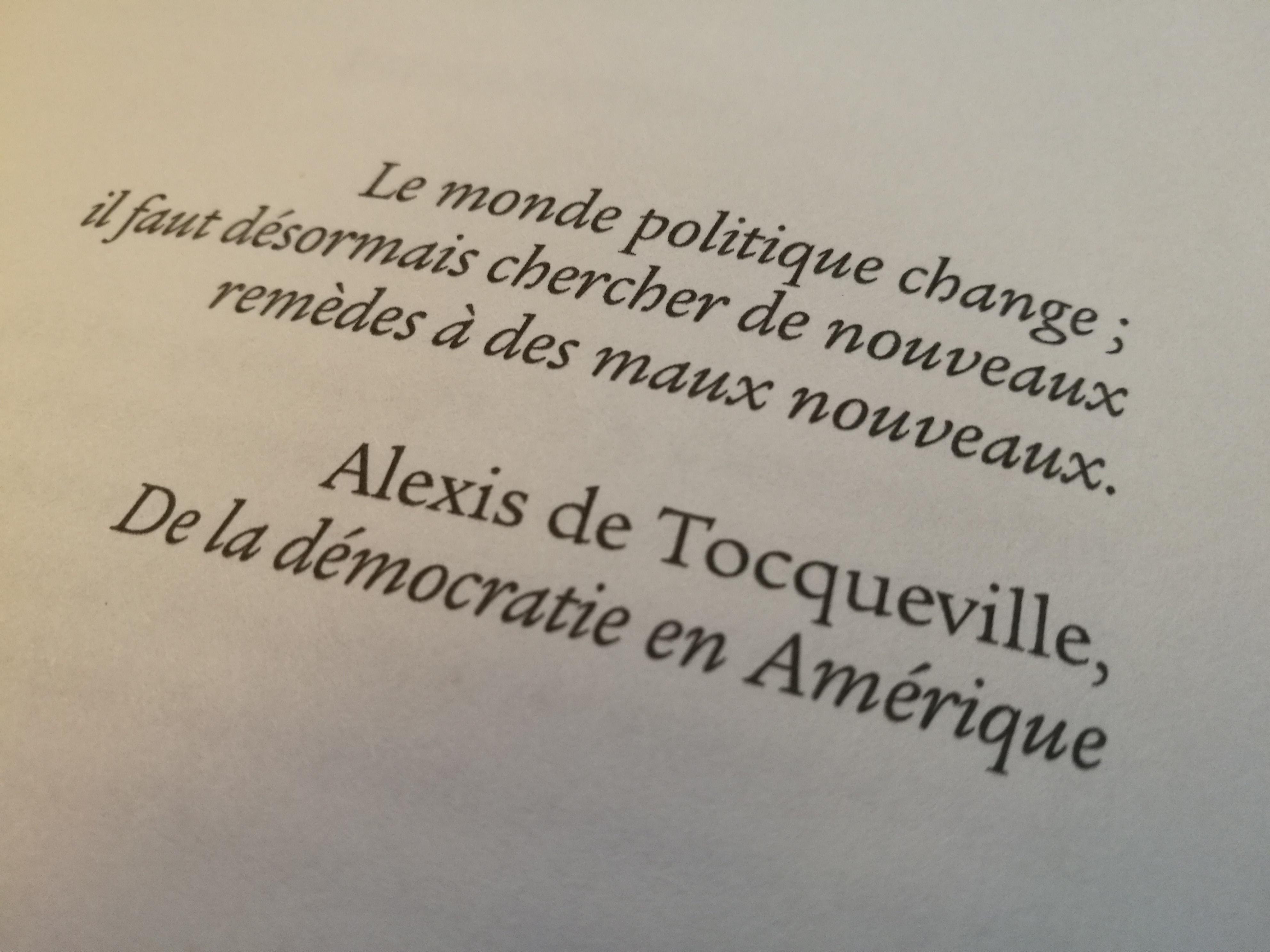 «Démocratie smartphone» (Francis Brochet)