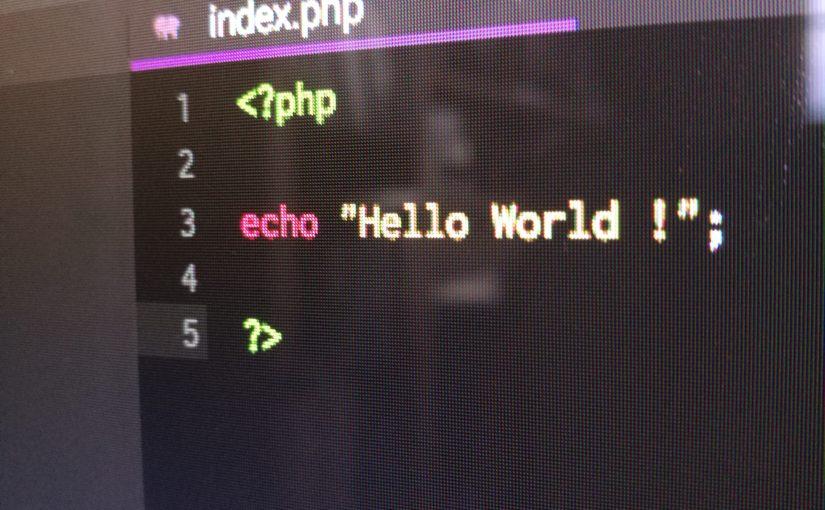 Comment commencer à coder en PHP ? (épisode 1 : les outils)